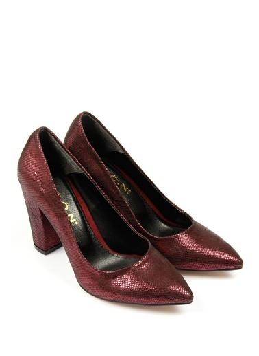 G.Ö.N. Ayakkabı Bordo